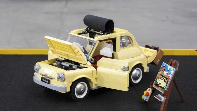 500 Lego