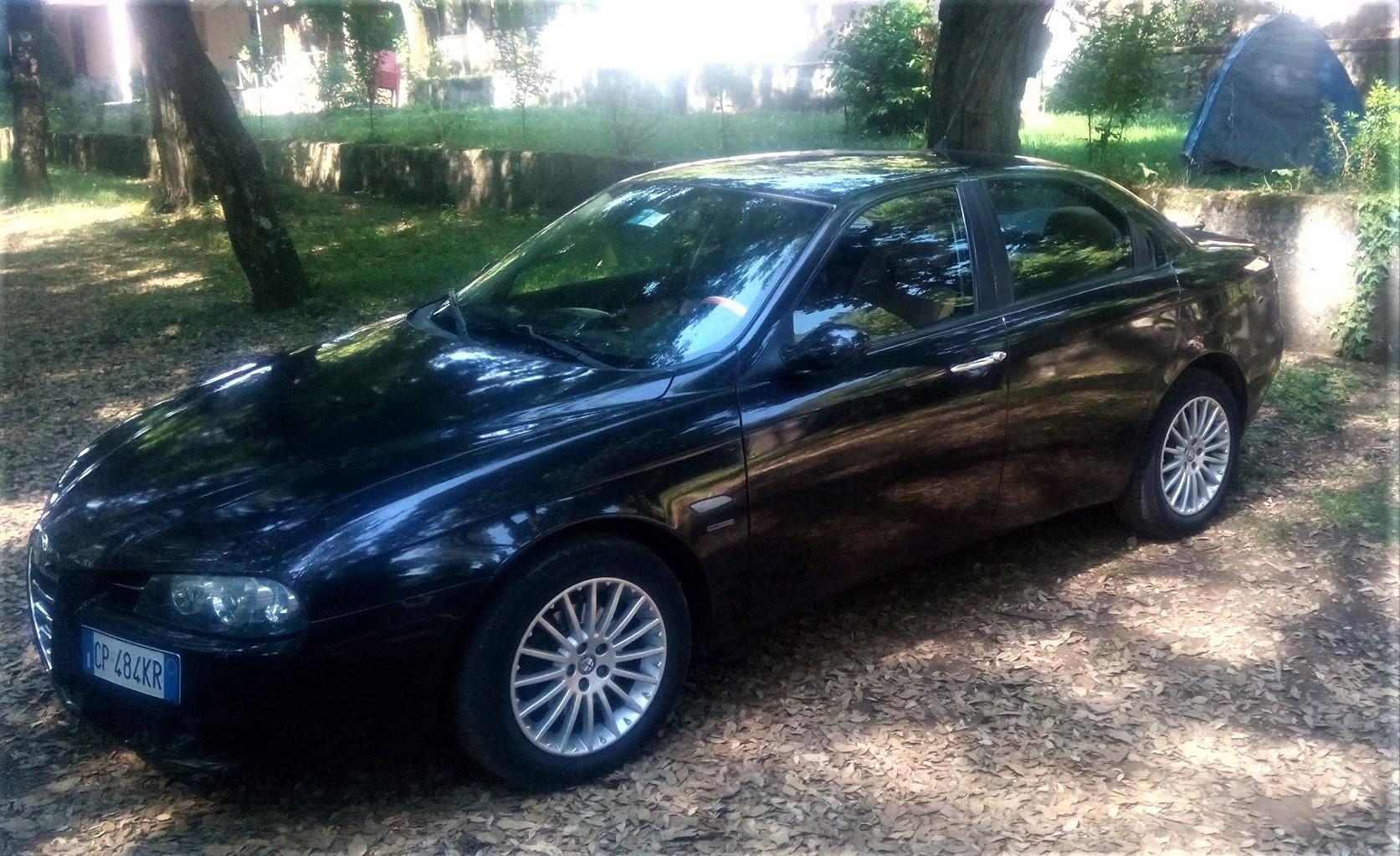 Alfa Romeo 156 EVA