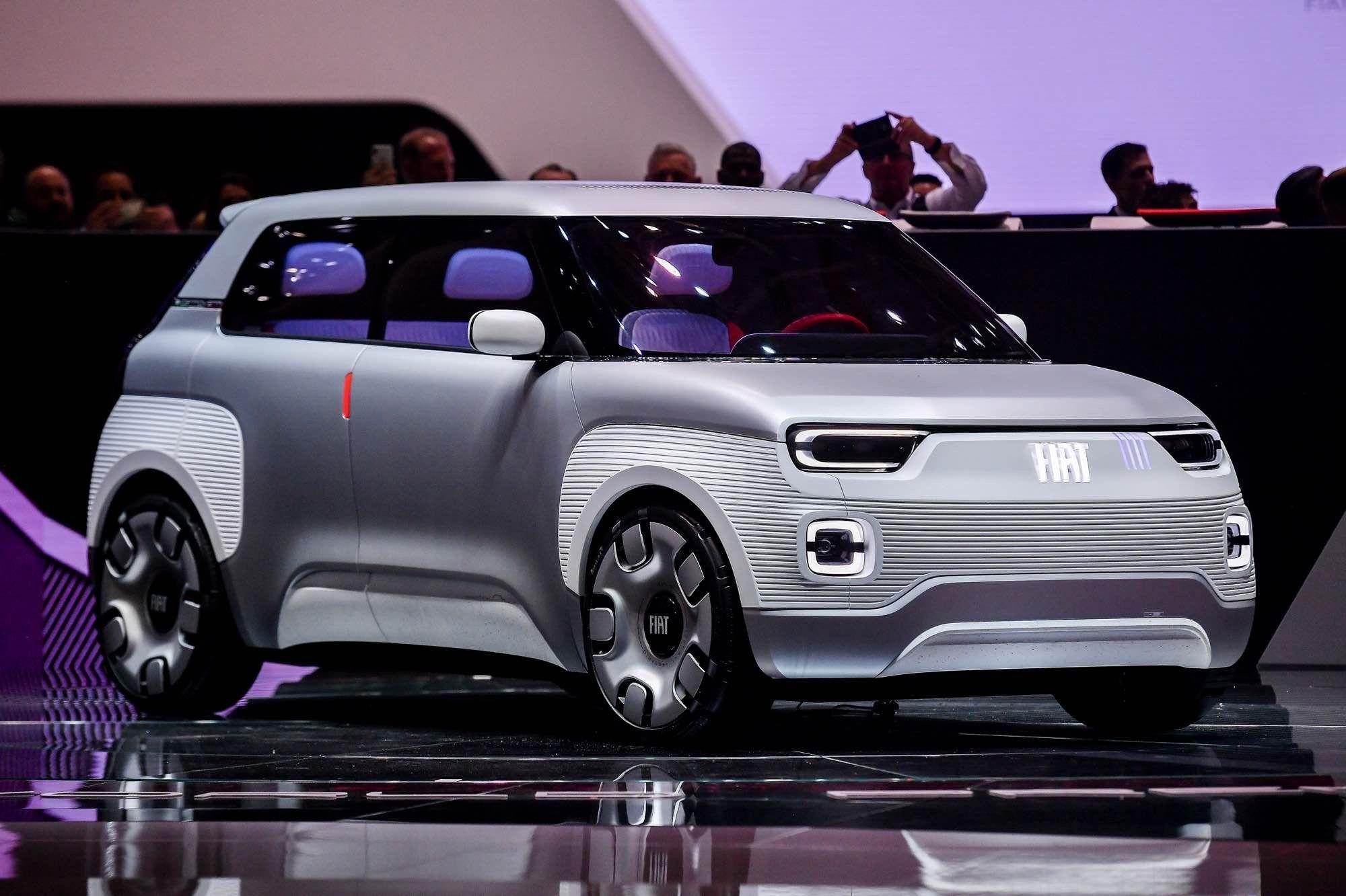 Fiat Panda Centoventi