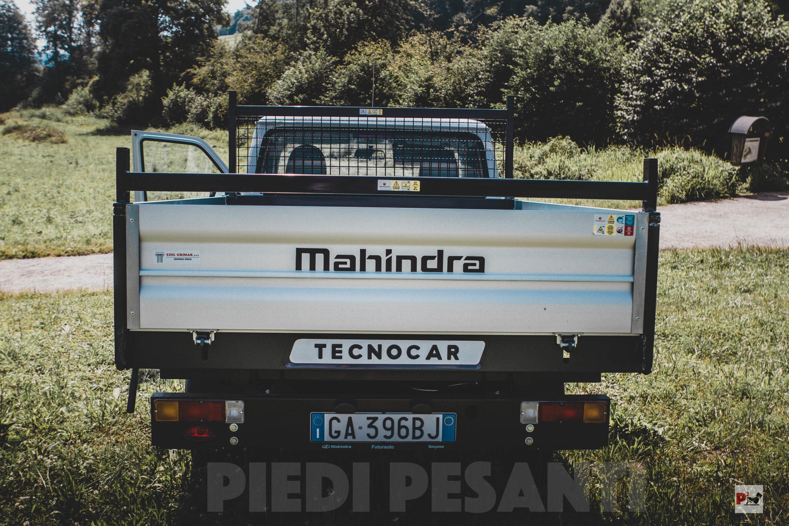 Mahindra Goa 4x4