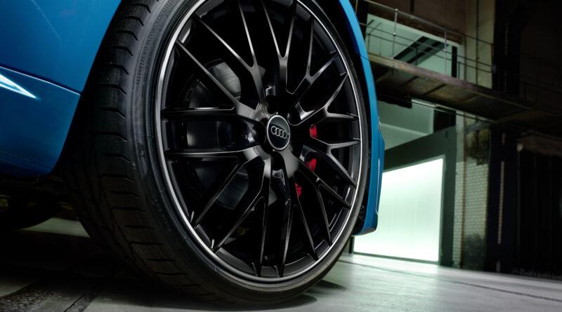 Audi TT S-Line Competition plus