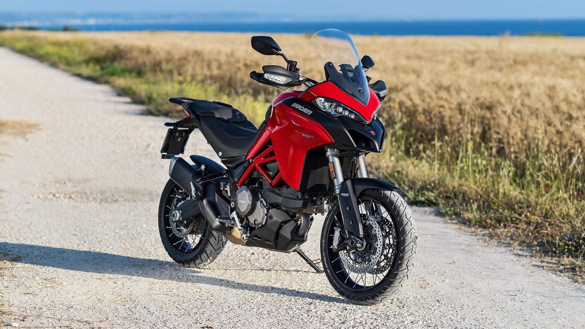 Ducati Multistrada 950S