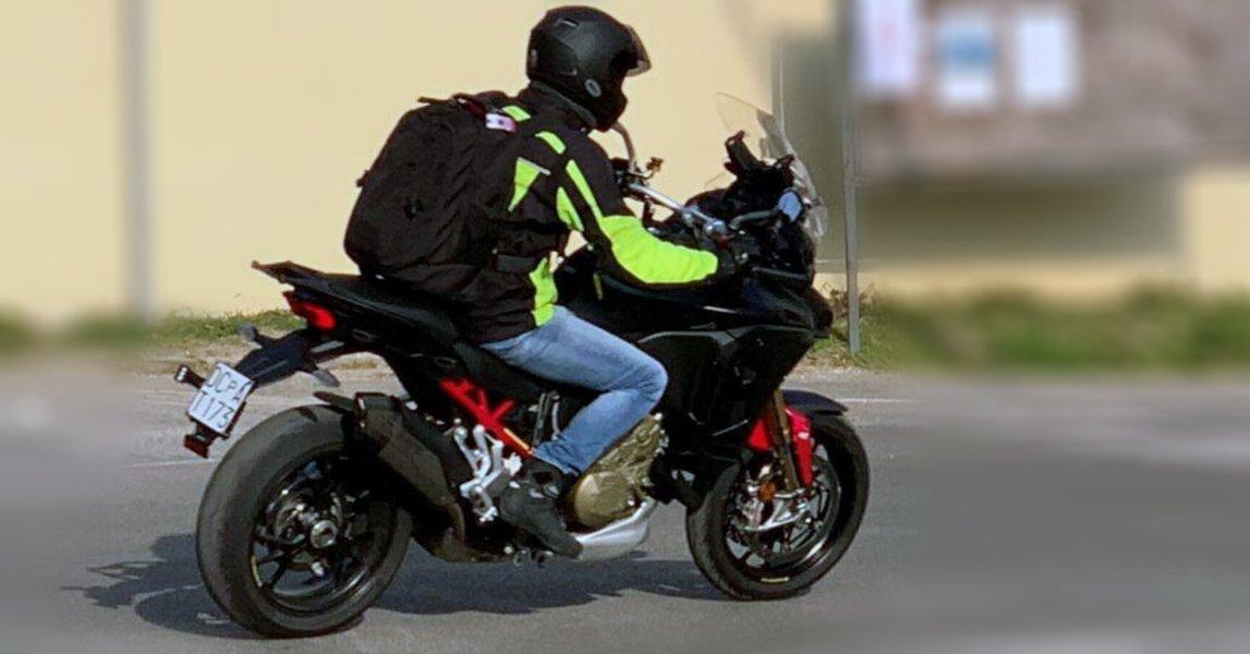 Ducati Multistrada V4 17 pollici